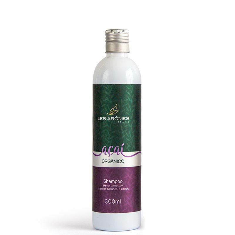 Shampoo Vegano Açaí Orgânico 300ml