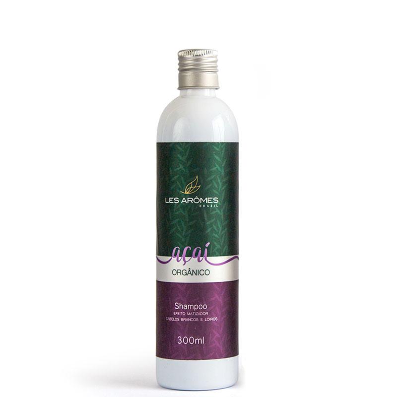 Shampoo Vegano Açaí Orgânico