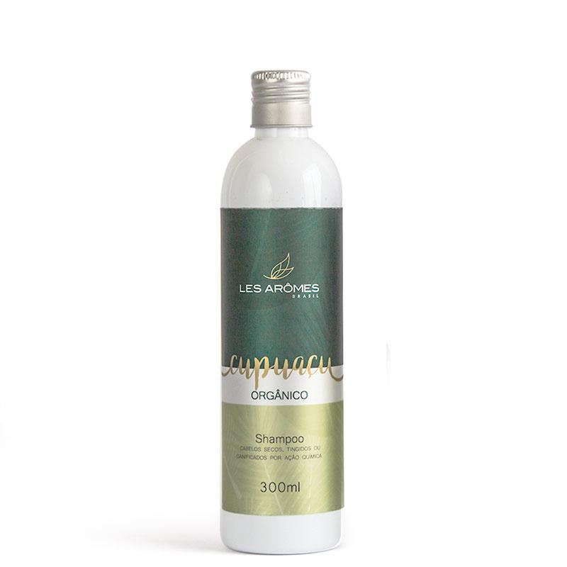 Shampoo Vegano Cupuaçu Orgânico 300ml